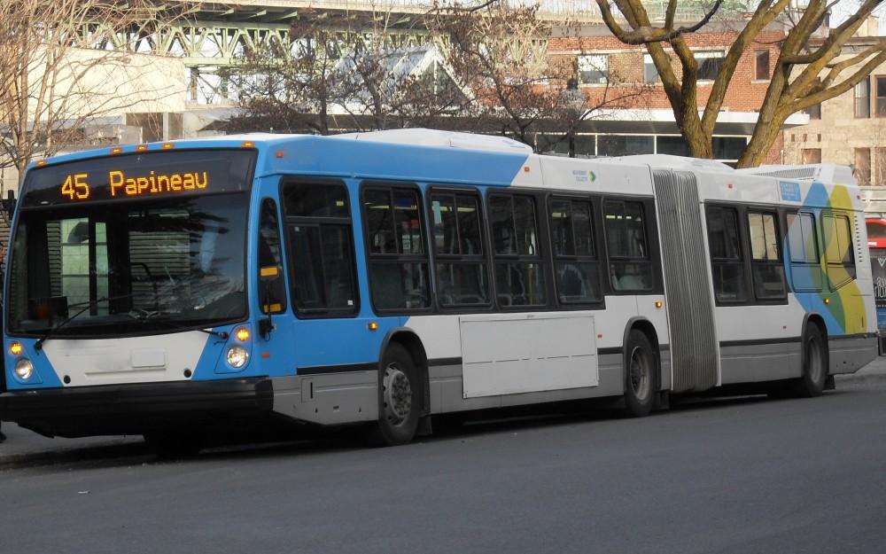 Autobus 45 Papineau